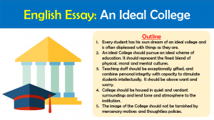 Essay on An Ideal College